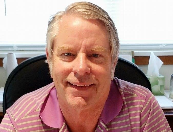 Bill Davis of AR Davis Insurance in Newbury