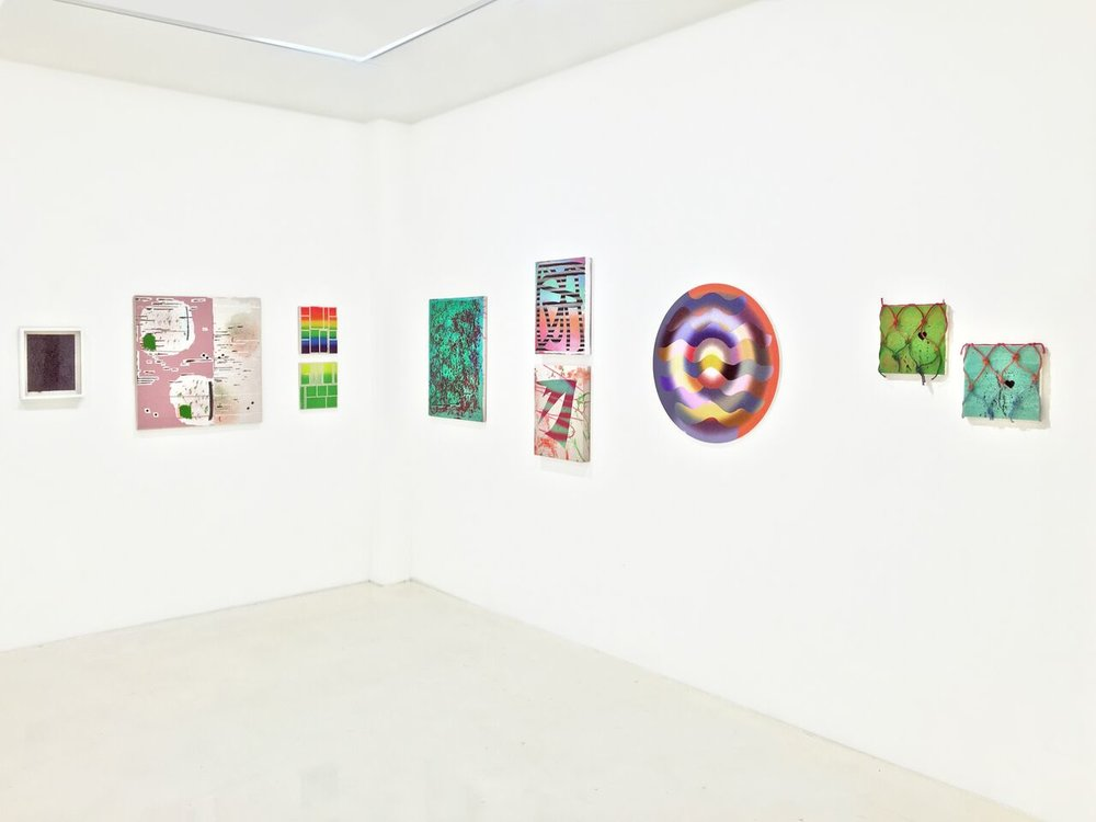Small Painting  installation view