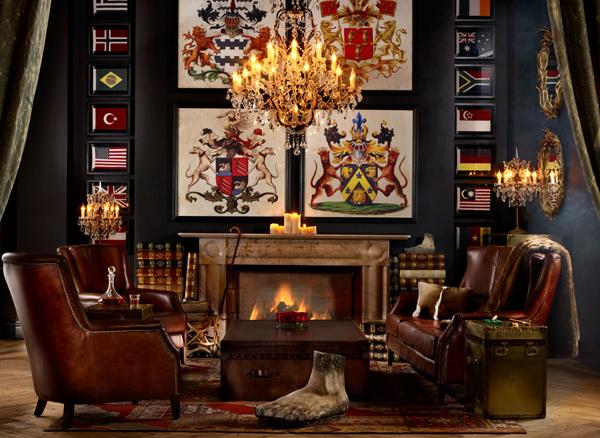 coat of arms, www.mimosalaneblog.blogspot.com, timothy oulton