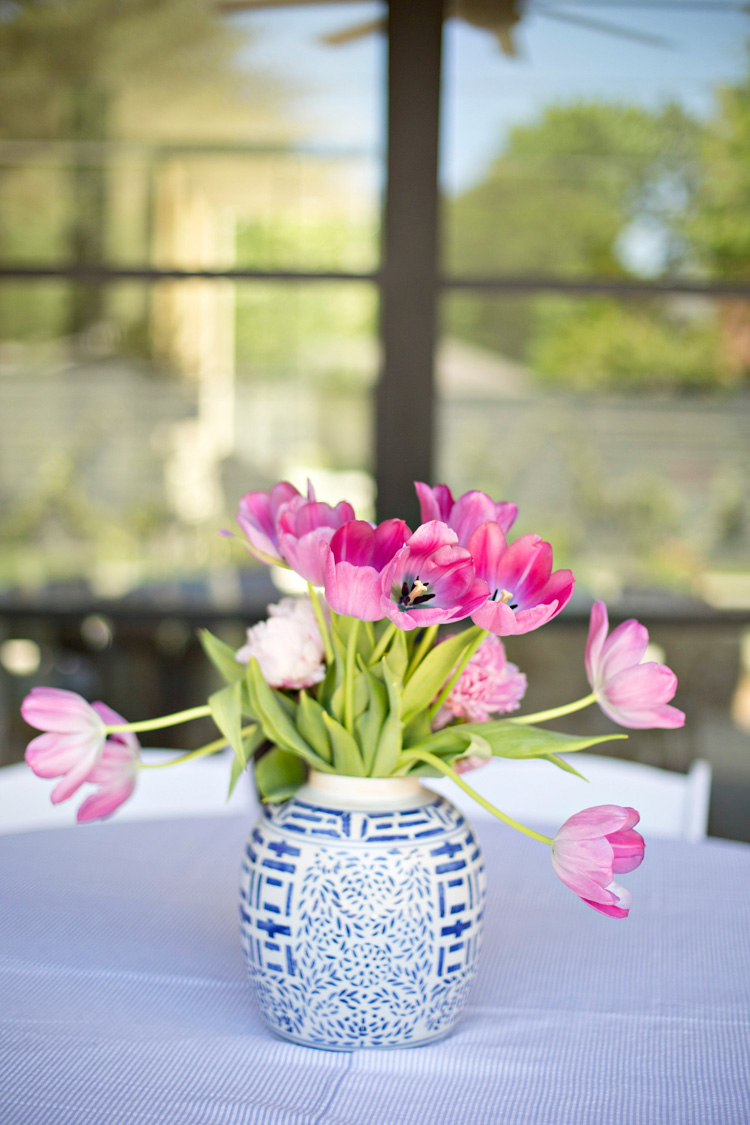 Blue And White Chinoiserie Inspired Party Mimosa Lane