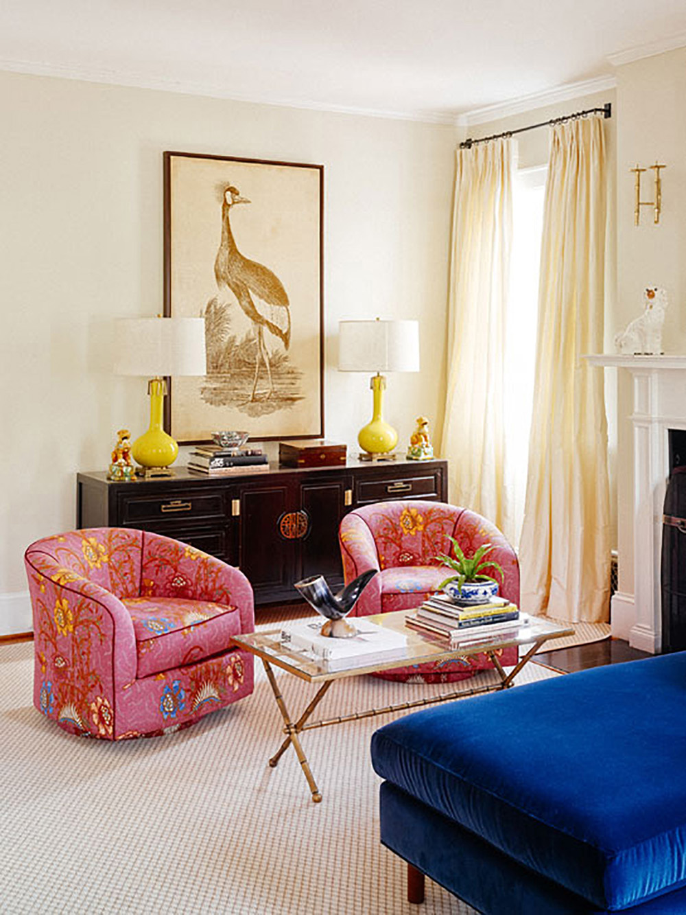 Bold, Fun And Colorful Are A Few Words That Come To Mind When Describing  Charlotte Lucasu0027s Interior Design Aesthetic. She Creates Beautiful And  Vibrant ...