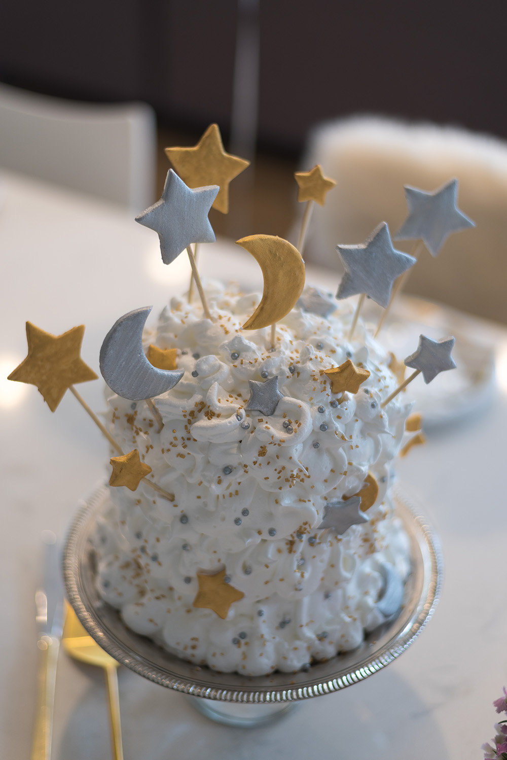 Stars and Moons Birthday Mimosa Lane Blog