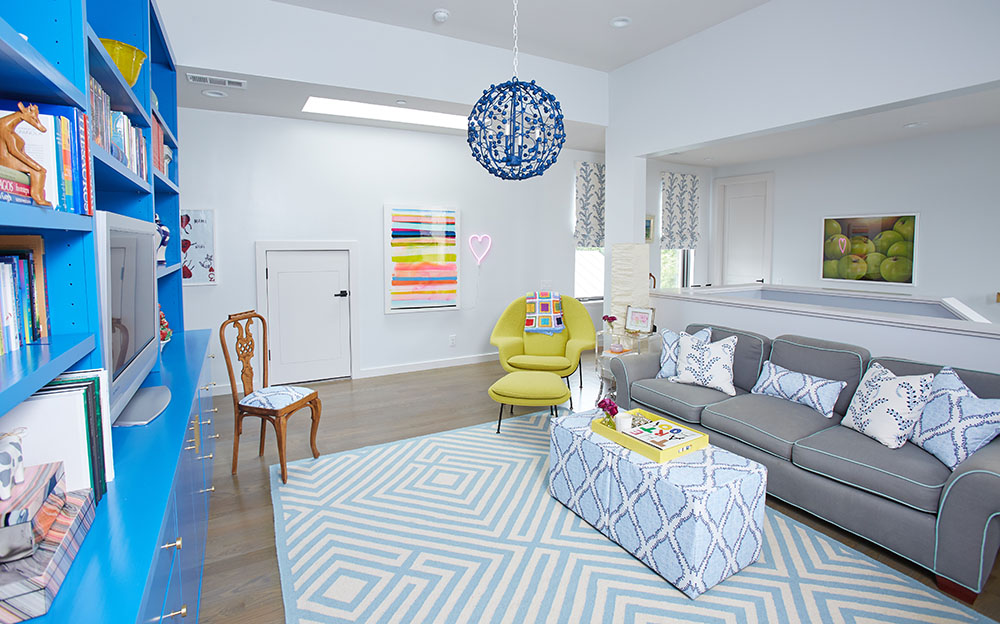 Mimosa-Lane-Blog-One-Room-Challenge.jpg, stray-dog-designs, john-Robshaw, womb-chair, design-within-reach, GeeGee Collins