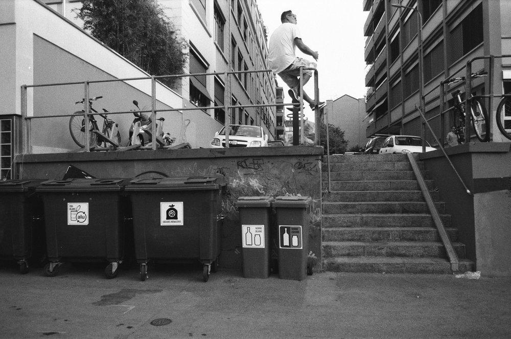 Rue des Pêcheries, Geneva