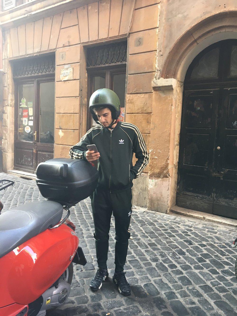 Regola, Rome