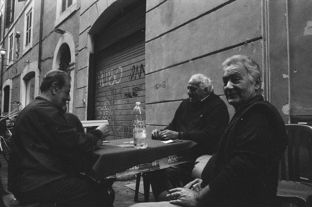 Via dei Leutari, Rome