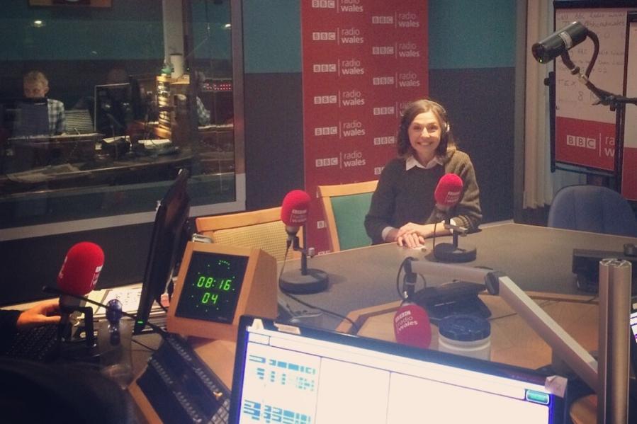 Ellie Lacey, BBC