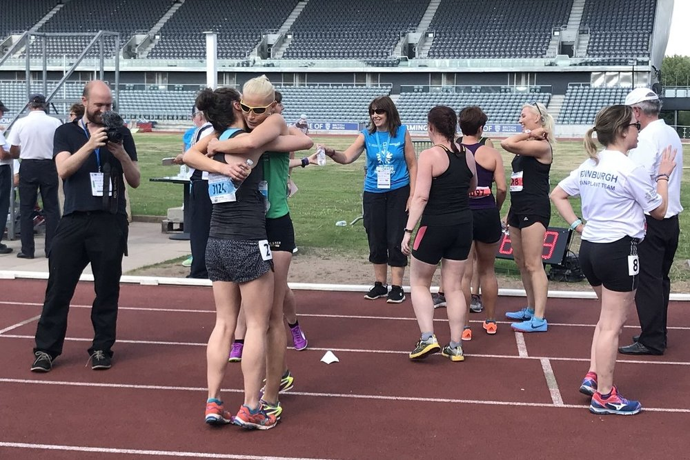 British Transplant Games 2018, Ellie Lacey
