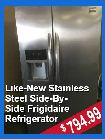 LN Stainless SxS Frigidaire Fridge 795.jpg