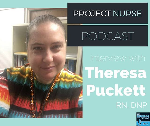 For your commute tomorrow morning!  Our interview with Theresa Puckett, the #registerednurse who got fired for calling in sick with the #flu.  Listen in at the link in my bio