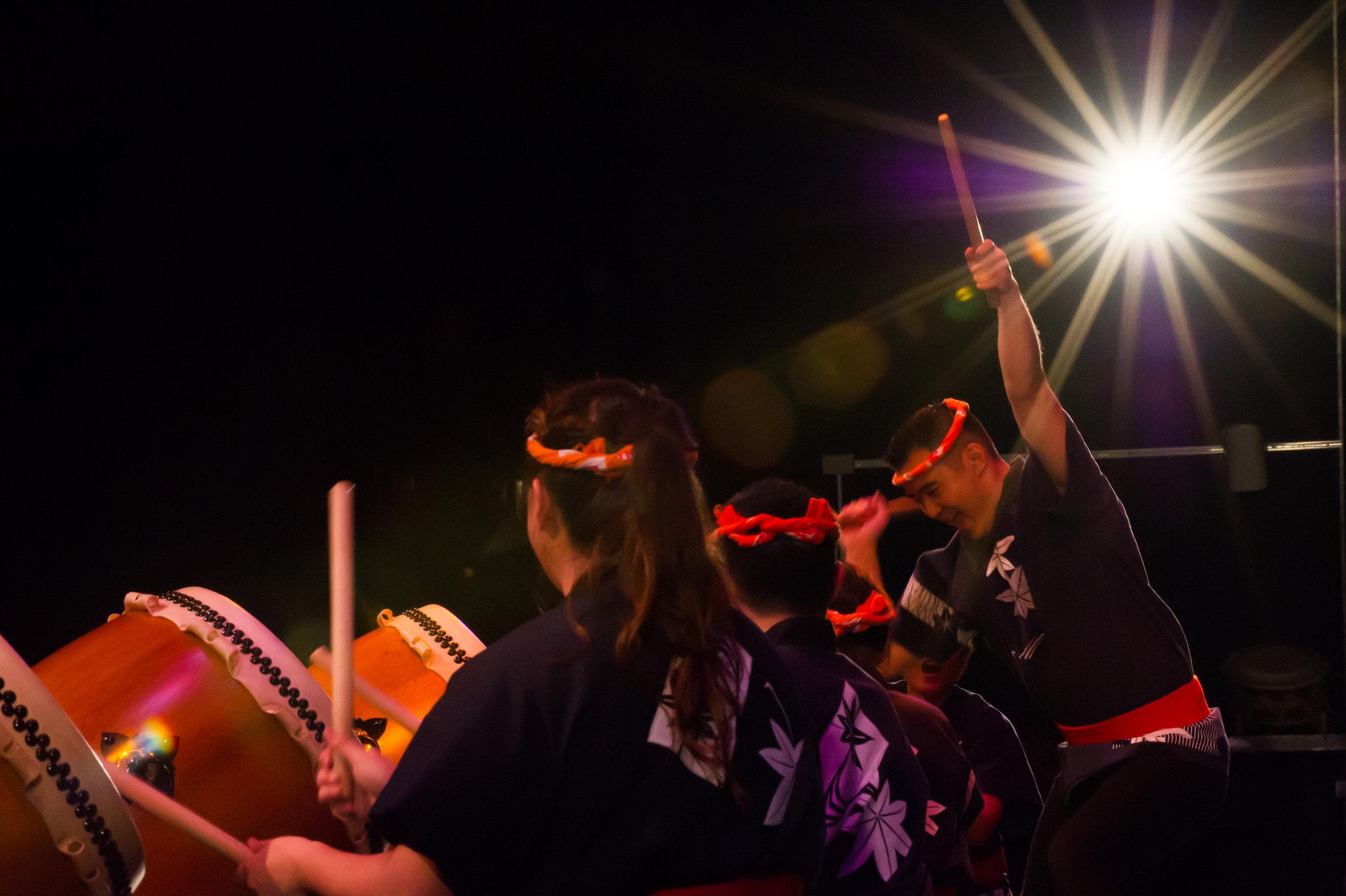 Audition Process — San Jose Taiko Conservatory