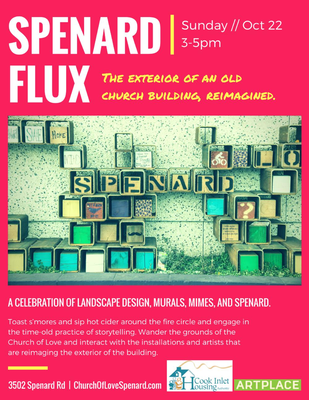 Spenard Flux