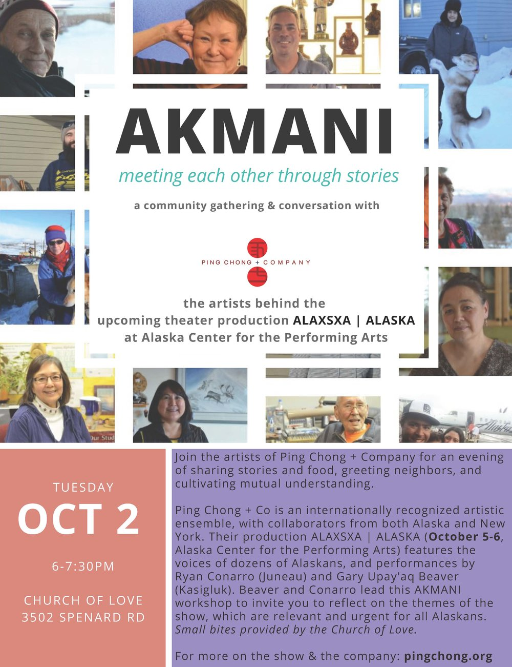 FLIER Akmani at Church of Love 10.2.18.jpg