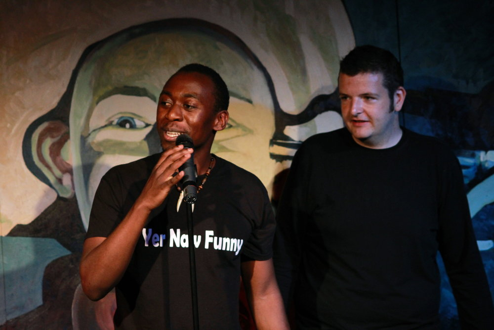 Wasasa Comedy Night Special @ the Stand - Featuring Kevin Bridges