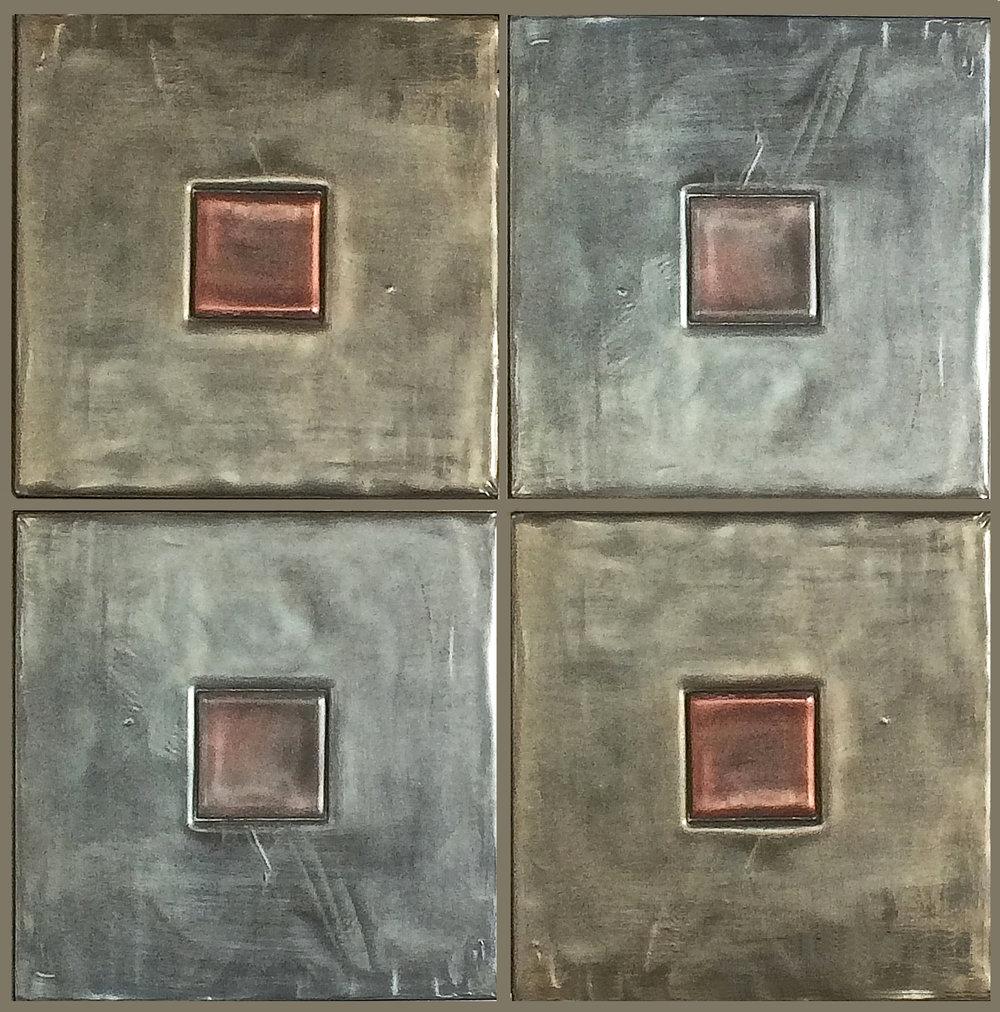 """Quadrels - large format tiles 17x17"""""""