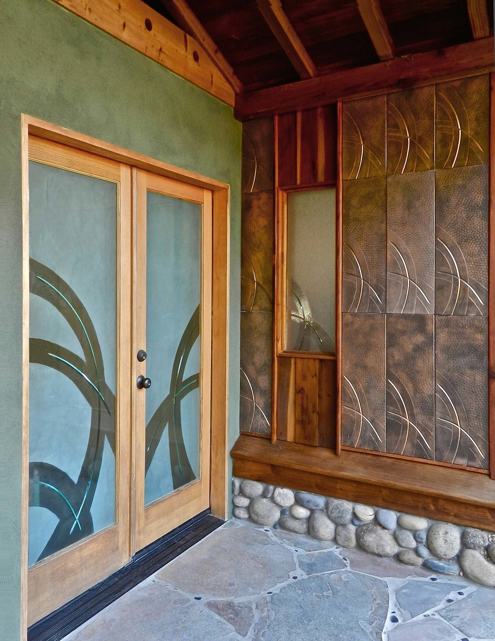Japanese-style Entryway