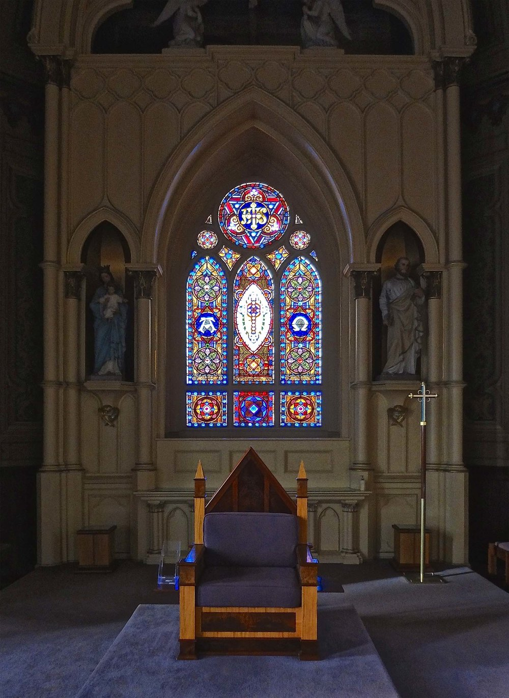 Altar Windows