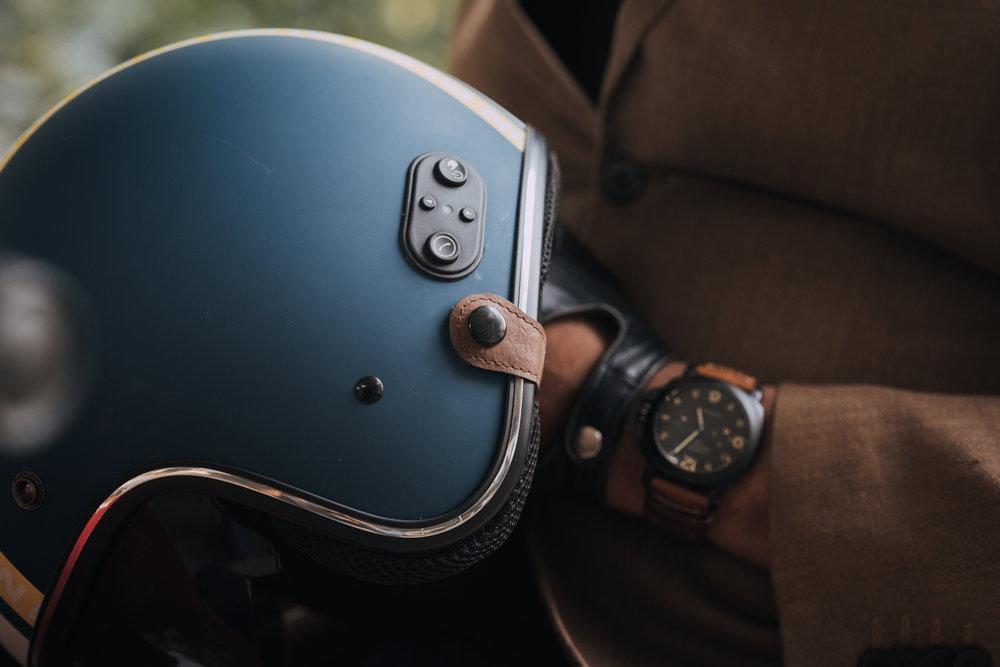 Quin McQ Helmet
