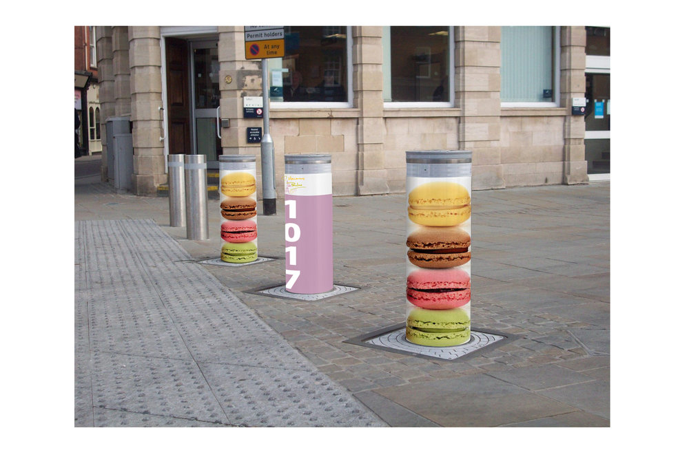 Environmental Design, Guerrilla Advertising