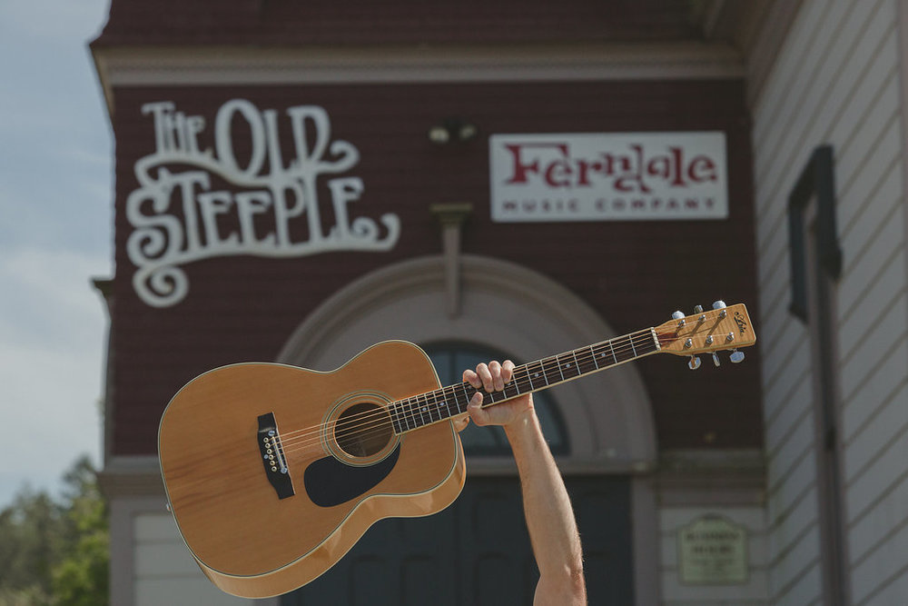 The Old Steeple and Ferndale Music Company