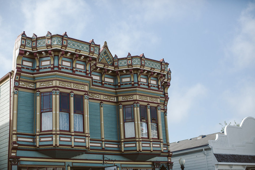 The Gazebo Building | Historic Ferndale CA