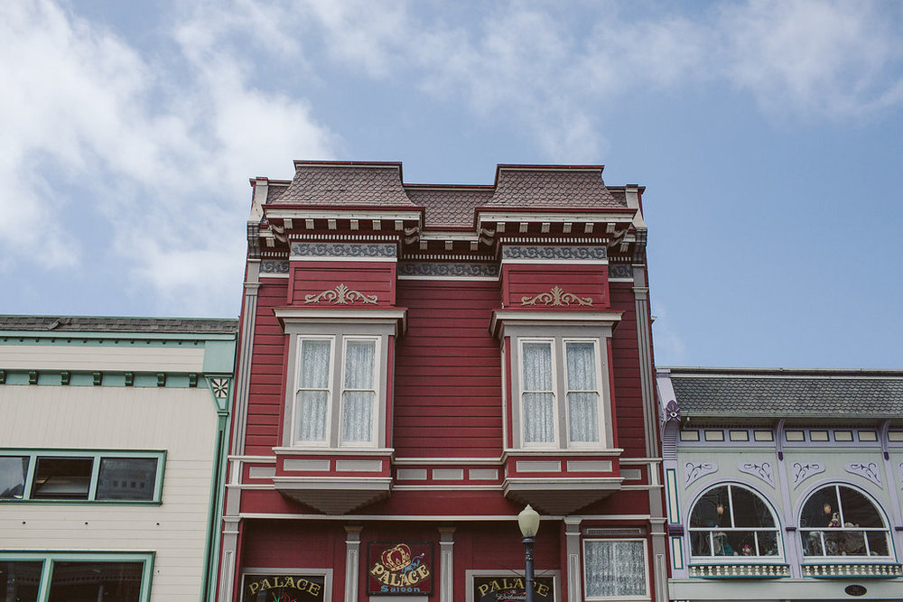 Victorian Buildings | Ferndale, California