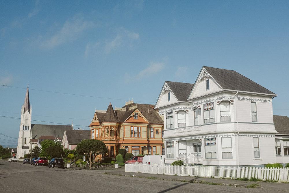 Berding Street | Historic Ferndale CA