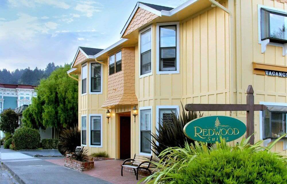 Redwood Suites Hotel in Ferndale CA