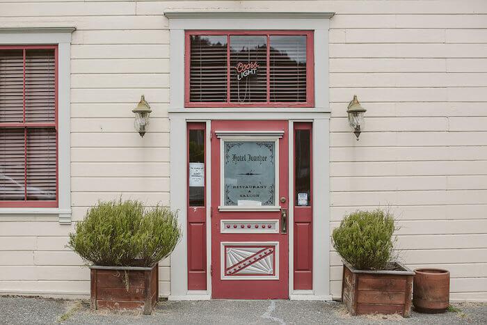 Hotel Ivanhoe Ferndale CA