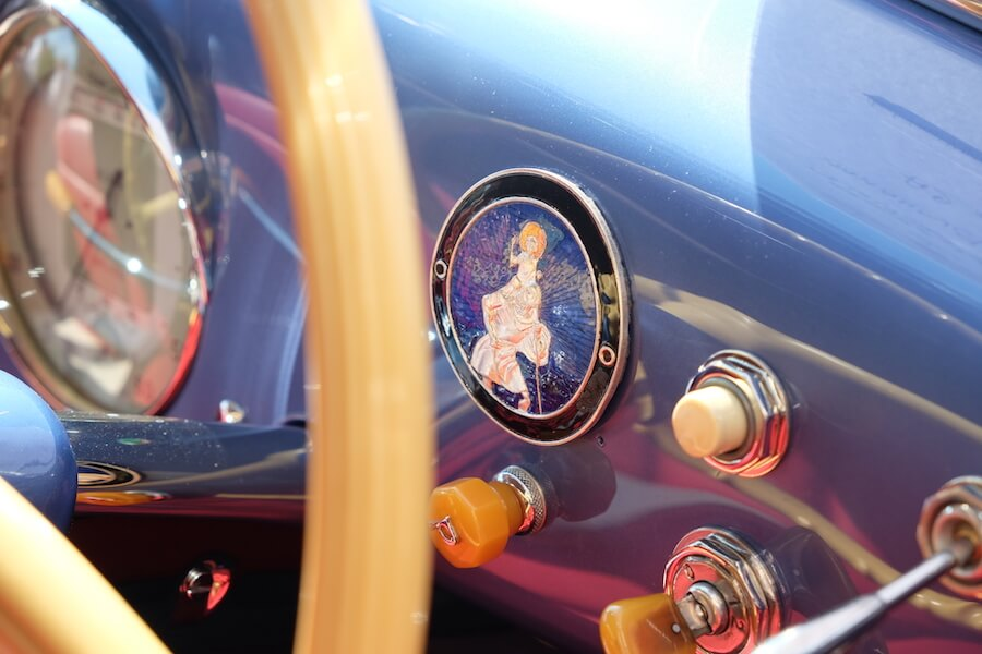 Vintage Motor Cars at Ferndale Concours on Main in Ferndale CA.jpg