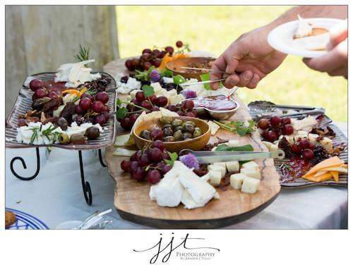 Sweet Basil Catering Antipasto Cheese Board - Humboldt - Ferndale CA Wedding Vendors.jpg