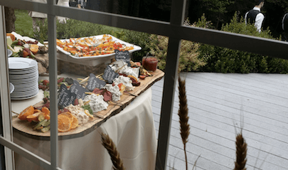 Sweet Basil Catering Mediterranean Local Cheese Board | Humboldt - Ferndale CA Wedding Vendors