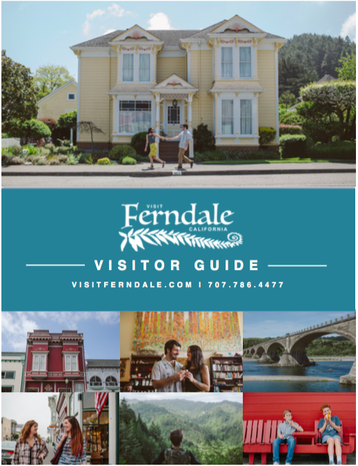 Historic Ferndale CA Visitor Guide Download