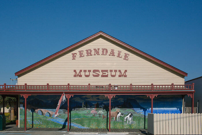Ferndale Museum Victorian Village of Ferndale California.jpeg