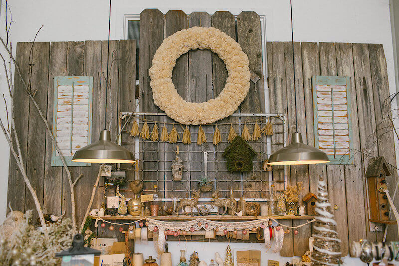 Rustic Chic Vintage Holiday Decor at This Old Birdhouse in Ferndale CA.jpeg