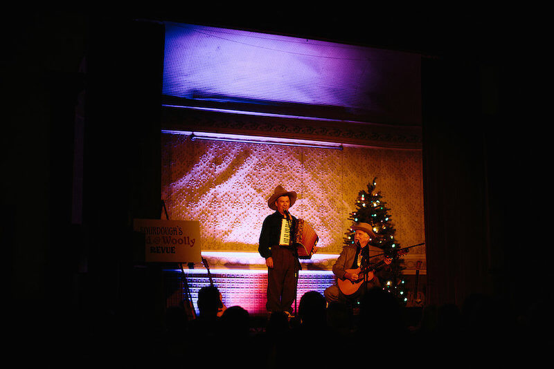 Sourdough Slim Christmas Show at The Old Steeple in Ferndale CA.jpeg