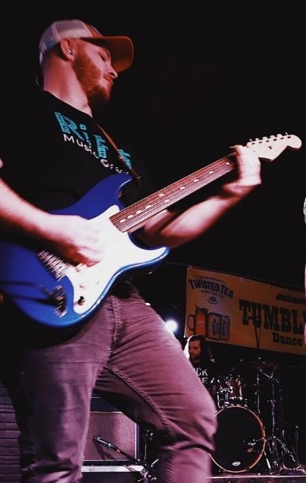Adam Urbanczyk - Rhythm/Lead Guitar