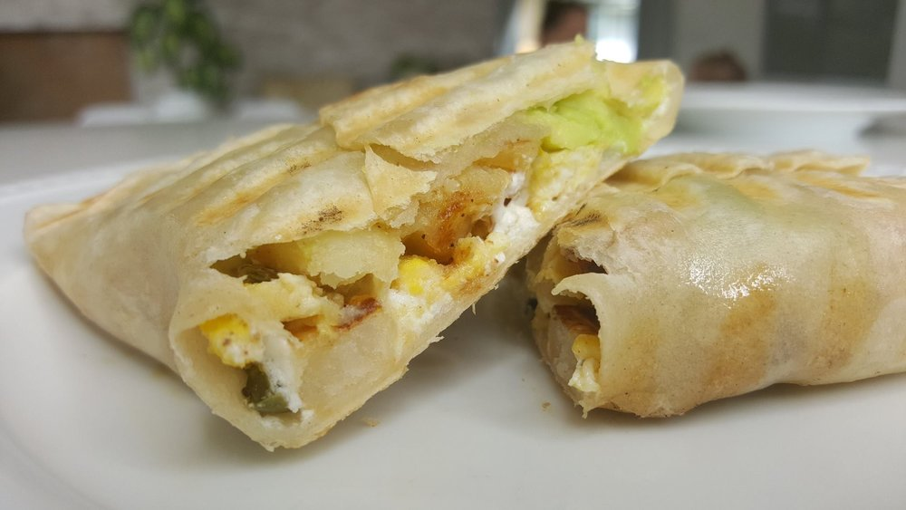 burrito panini