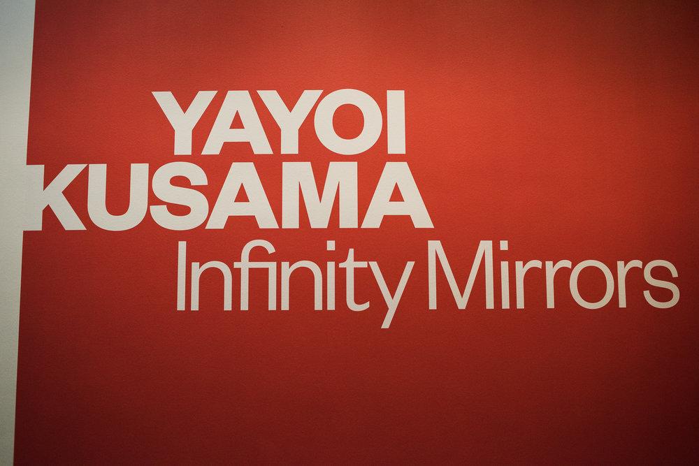 Kusama's Infinity Mirrors