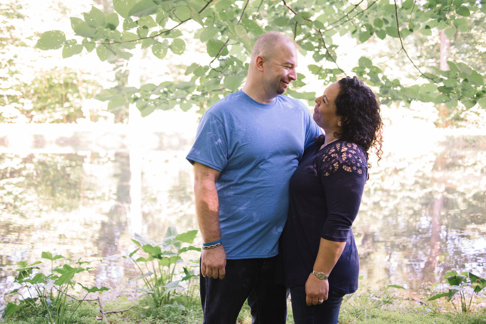 Rina and David Engagement Session