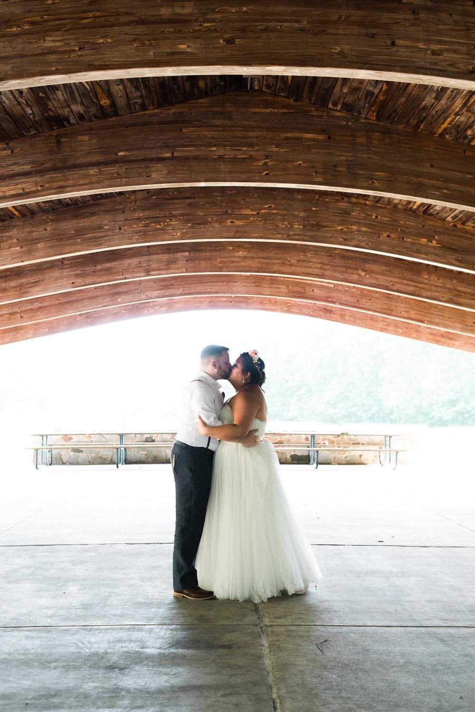 Kristi and Lee's Wedding