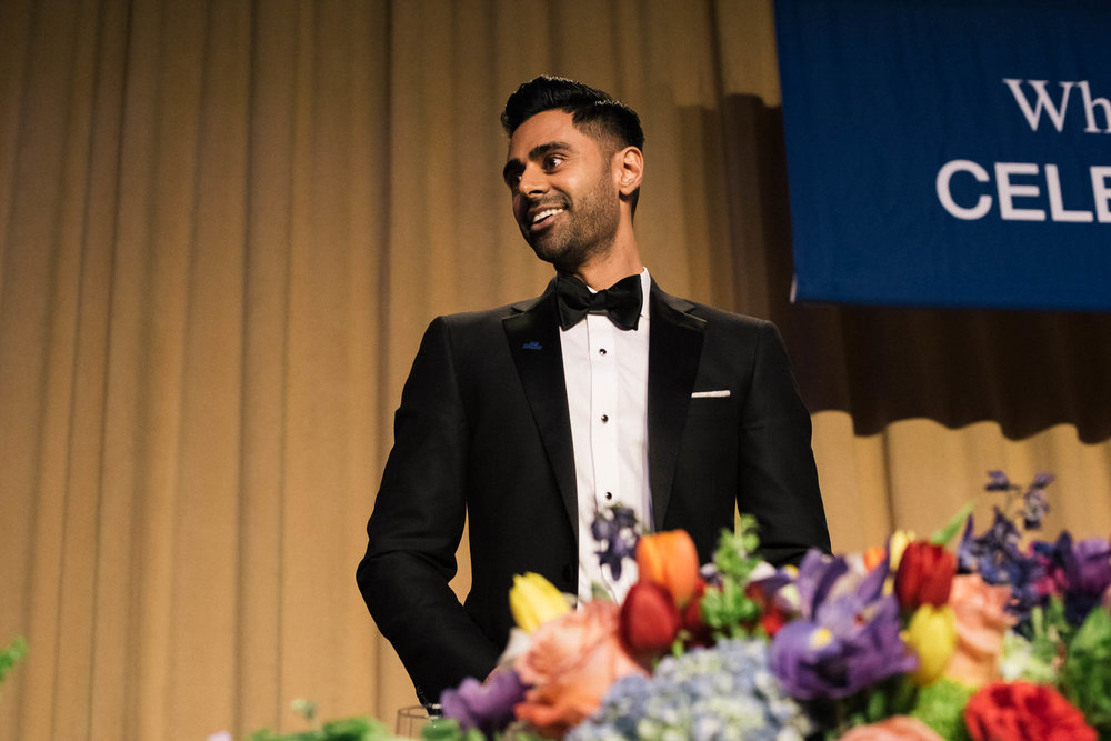 Hasan Minhaj at WCHD