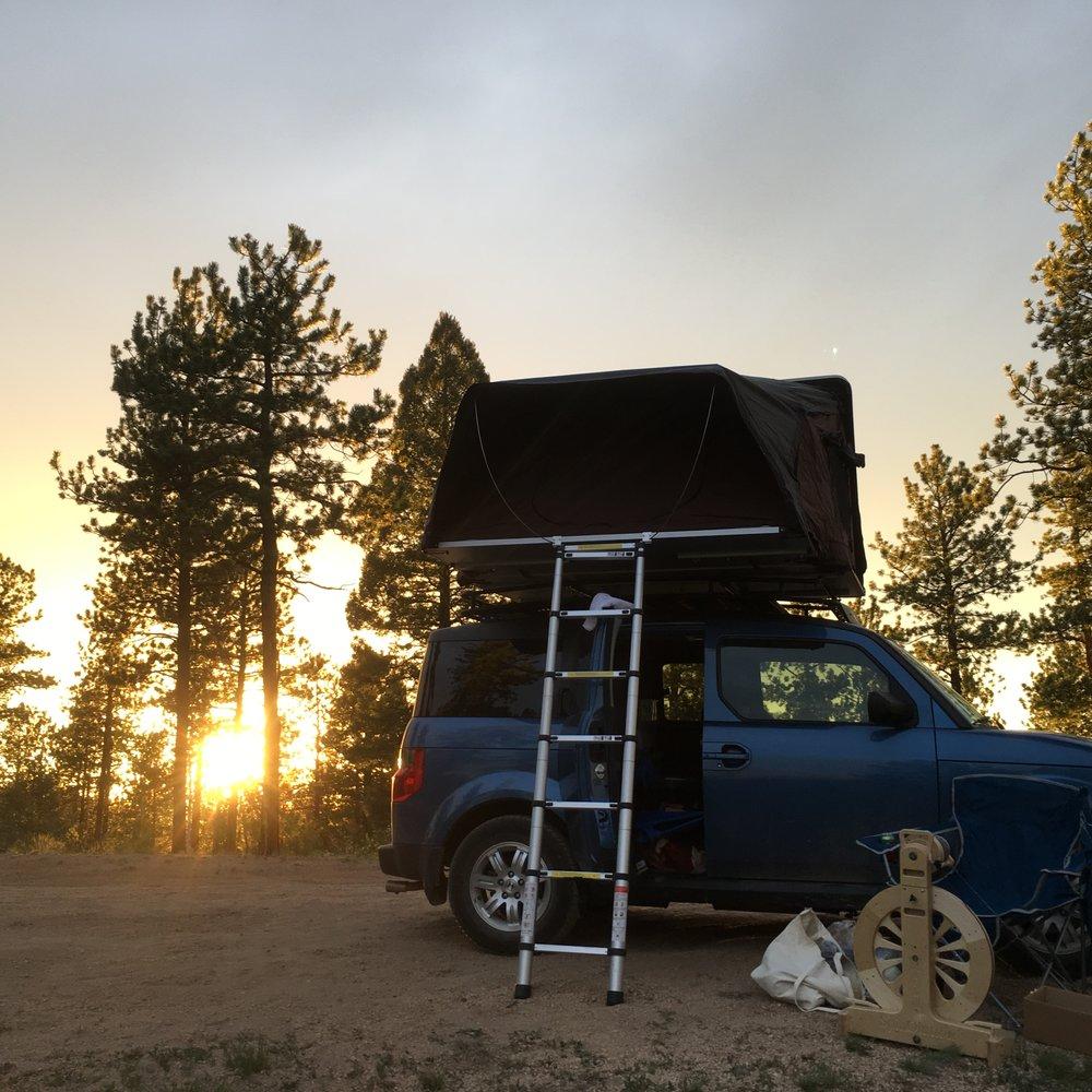 Fiber Traveler - Lakewood, CO