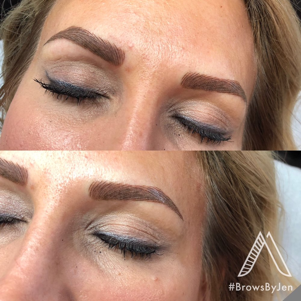 Combo Brows (Correction)