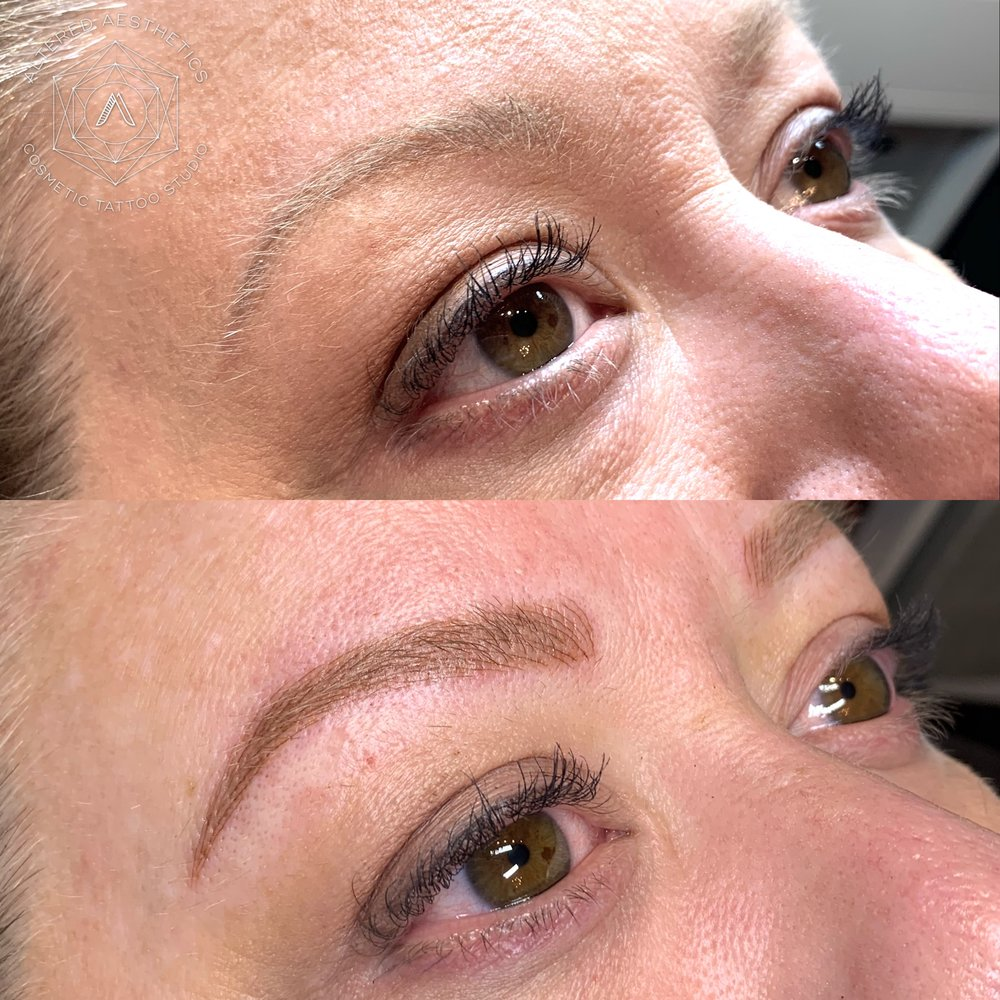 Combo Brows (Cover-Up)