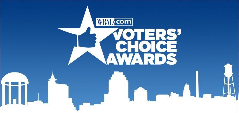 WRAL.com Voters' Choice Awards 2018 - Altered Aesthetics was Nominated in two categories for Tattoo Studio for WRAL.com Voters' Choice Awards 2018