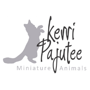 Kerri Pajutee Miniature Animals