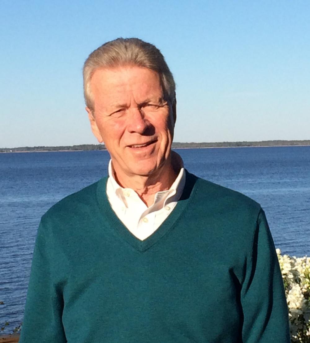 Robert L. Van Kirk in New Bern