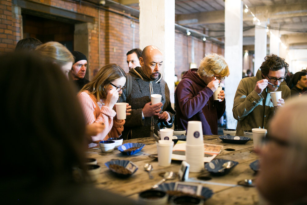 Cupping Lab – Various Times - 10:30 – Mercanta:East Africa11:30 – DRWakefield:Analysing Traceability: Colombia & Rwanda12:30 – Nordic Approach:Rwandan and Ethiopian Coffee13:30 – Falcon Specialty:Coffees from South America14:30 –The Barn -Curated Cupping: Our approach to Coffee Quality15:30 – Schluter