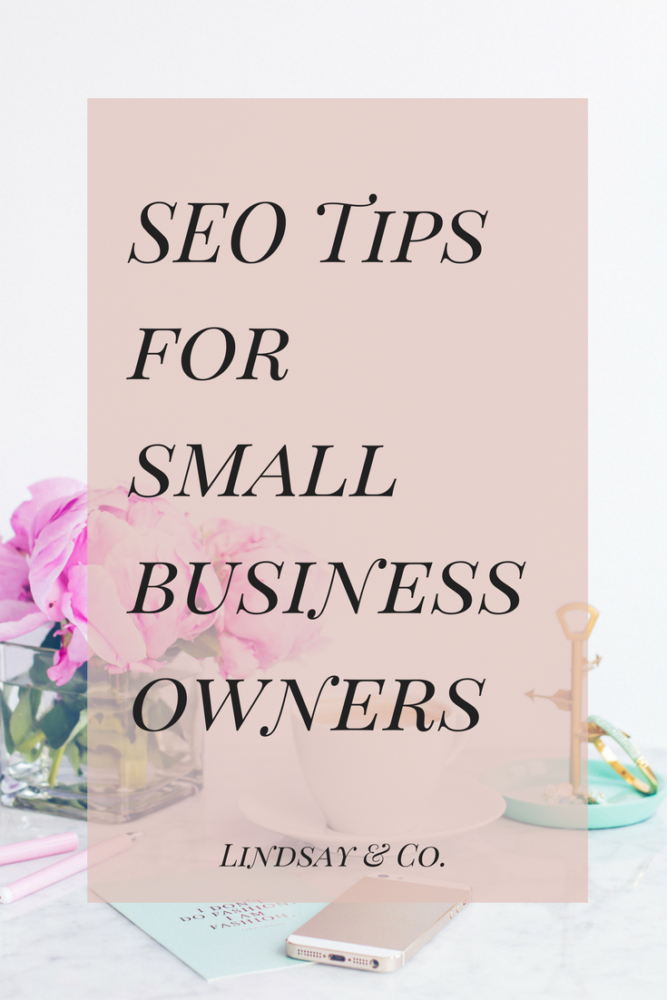seo tips for small business owners